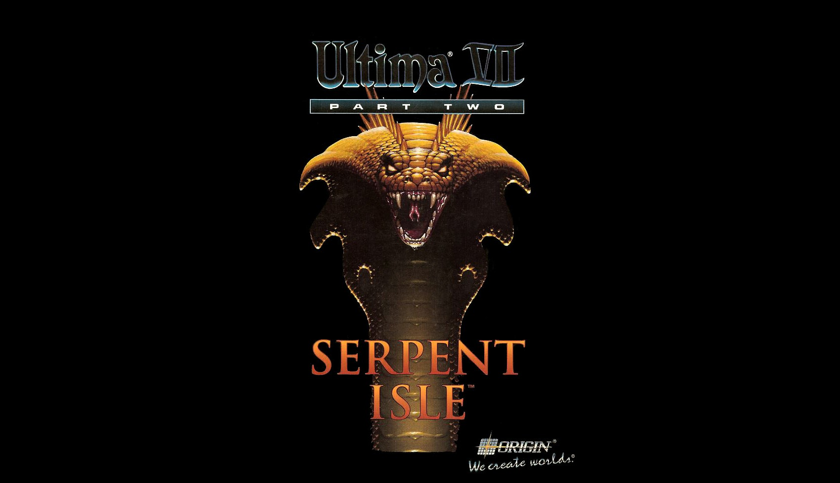 Serpent Isle is 20 years old!